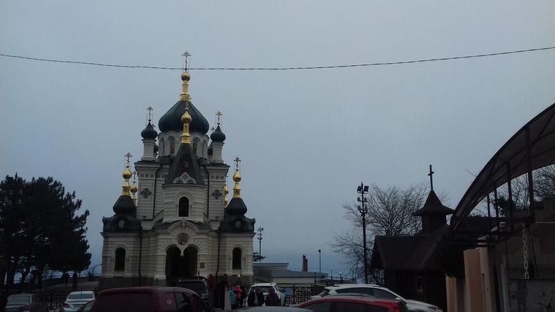 Форосская церковь. Krim100.ru